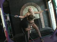 Bobbi Eden In Bondage