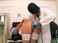 Sexy Clinic Intern Jessica