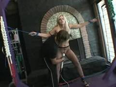 Bobbi Eden In Bondage