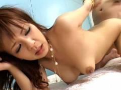 Rin Yuuki to scoreed deeply in her bun – hot anal