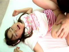 Seira Takahashi is nailed hard and quickly